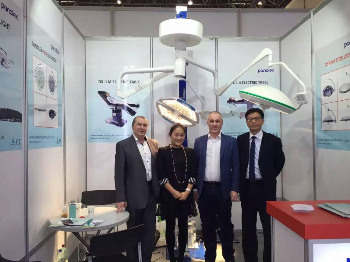 德国杜塞尔多夫国际医疗器械及设备展―2015MEDICAL
